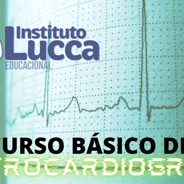 Imagem principal do produto Curso Básico de Eletrocardiograma