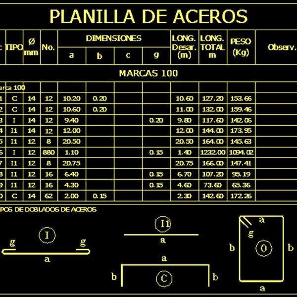 Imagem principal do produto AUTOMATIC CUBICATION OF REINFORCEMENT STEEL