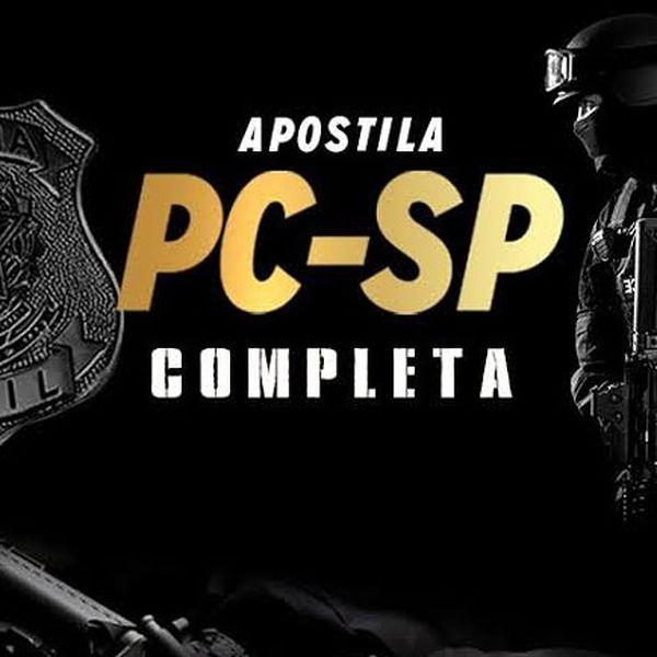 Imagem principal do produto Apostila investigador policia civil SP
