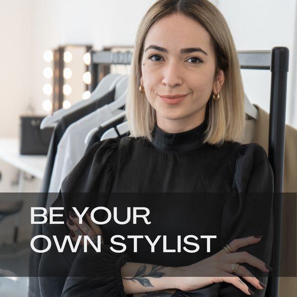 Imagem principal do produto Be your your own stylist