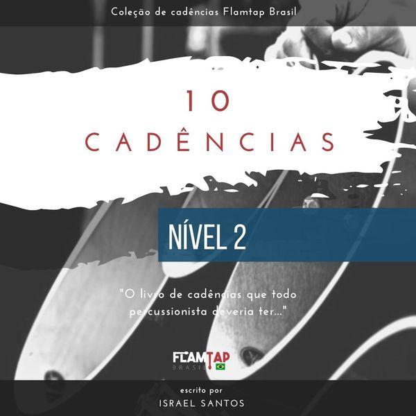 Imagem principal do produto 10 Cadências de nível 2 - Coleção de cadências Flamtap Brasil