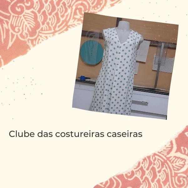 Imagem principal do produto Clube das costureiras caseiras