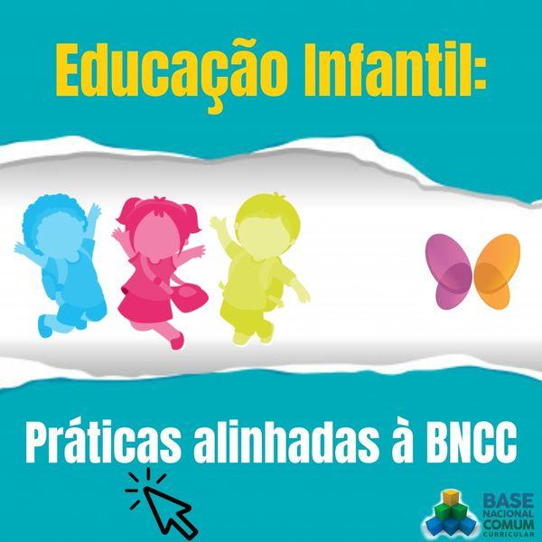 Imagem principal do produto EDUCAÇÃO INFANTIL: PRÁTICAS ALINHADAS A BNCC