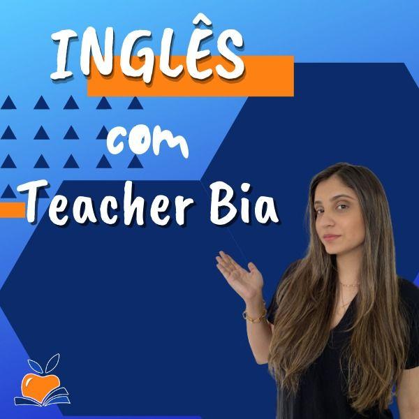 Imagem principal do produto Inglês com Teacher Bia