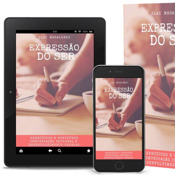 Imagem principal do produto Expressão do Ser - comunicação humana e integrativa