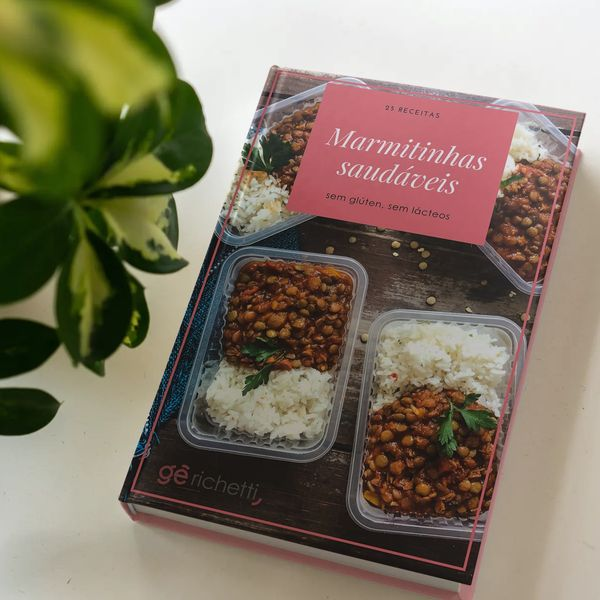Imagem principal do produto Marmitinhas saudáveis - sem glúten sem lácteos