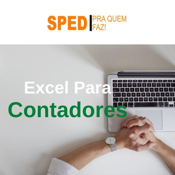Imagem principal do produto Excel para Contadores