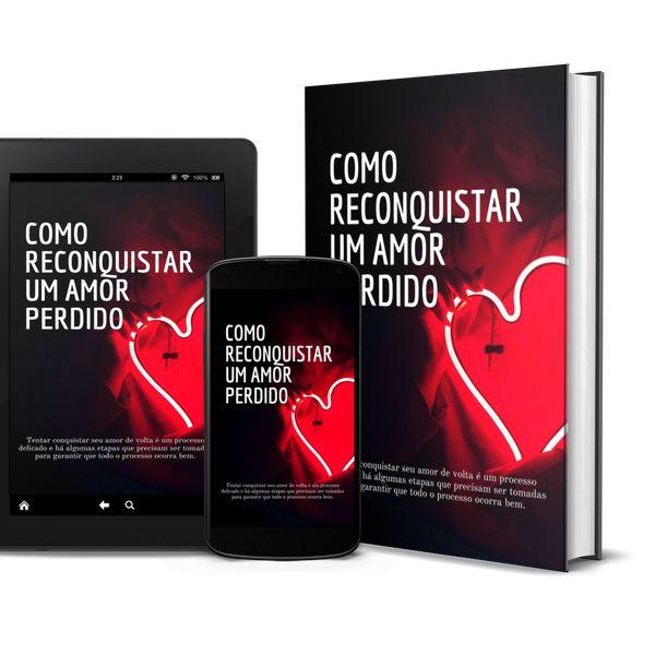 Imagem principal do produto Como conquistar um amor perdido