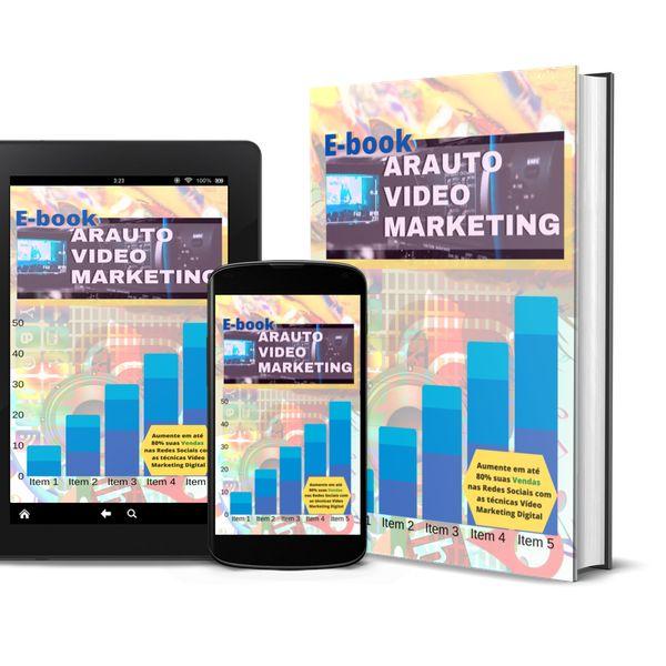 Imagem principal do produto E-book Arauto Vídeo Marketing