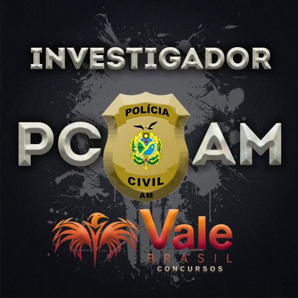 Imagem principal do produto Curso Polícia Civil do Amazonas - PCAM 🕵️♂️