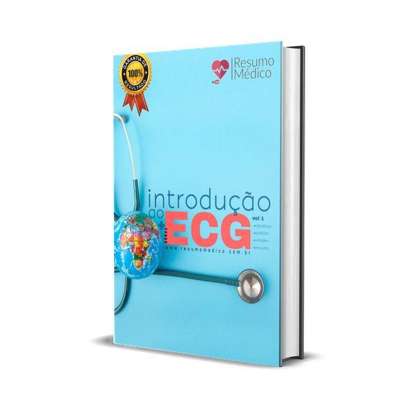 Imagem principal do produto INTRODUÇÃO AO ECG - Vol 1 - RESUMO MÉDICO