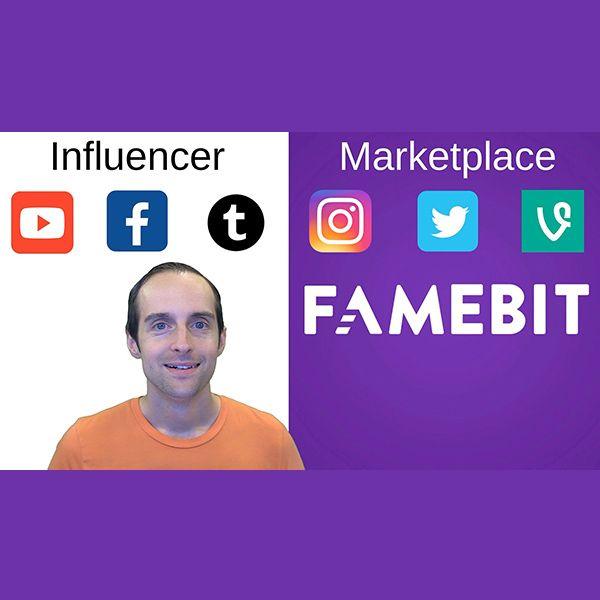 Imagem principal do produto Famebit Influencer Marketing!
