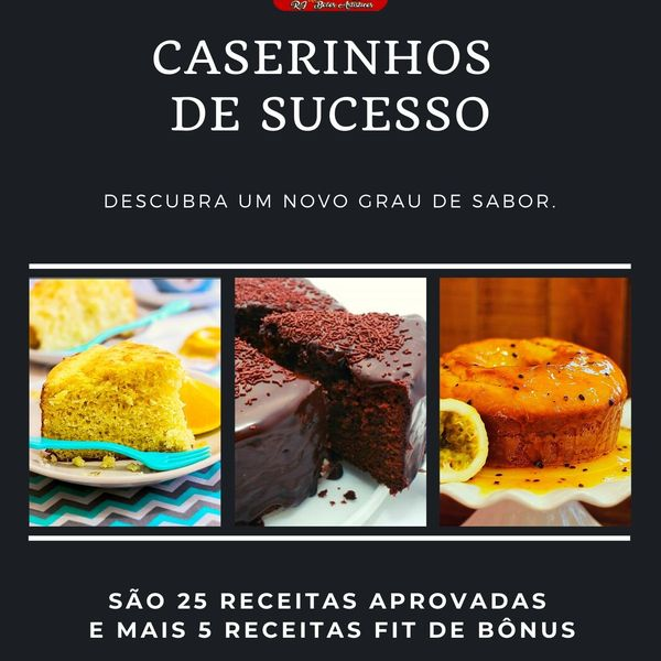 Imagem principal do produto Caserinhos de sucesso