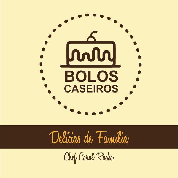 Imagem principal do produto Bolos Caseiros   Delícias de Família