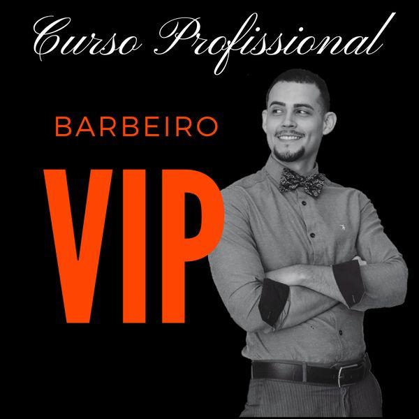 Imagem principal do produto Curso Profissional BARBEIRO VIP