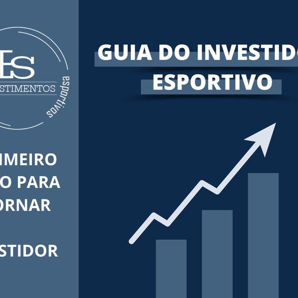 Imagem principal do produto Guia do Investidor Esportivo.