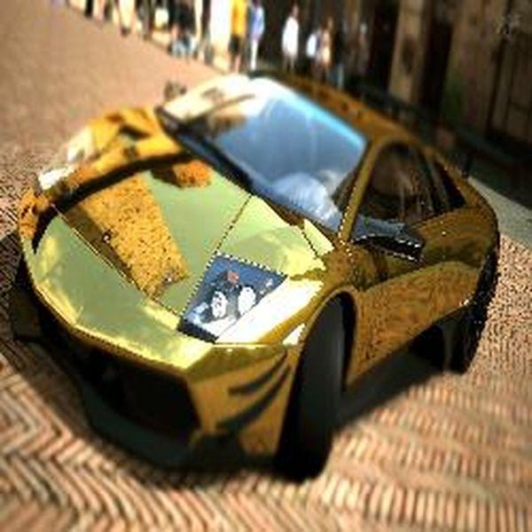 New Lamborghini Murcielago Promotion Shop For Promotional: Imagem No Formato 4k Lamborghini Gold