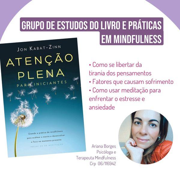 Imagem principal do produto Grupo de Estudos e Práticas em Mindfulness