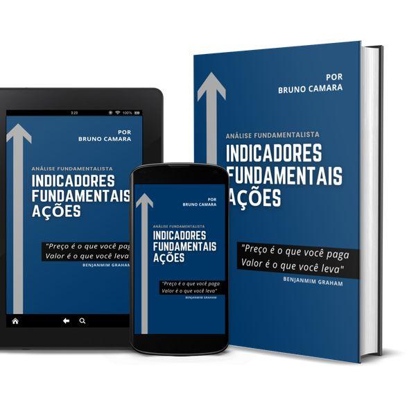 Imagem principal do produto E-Book Indicadores Fundamentais Para Ações
