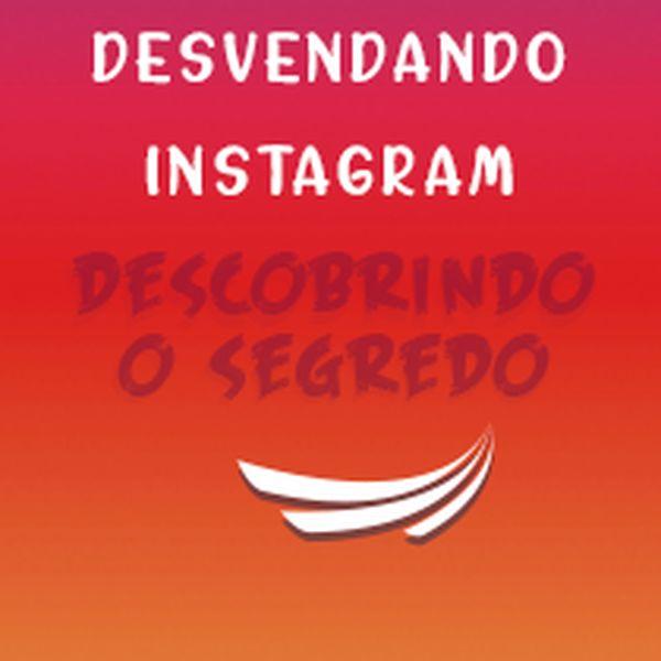 Imagem principal do produto DESVENDANDO O INSTAGRAM   FERRAMENTAS PARA CRESCER E ALCANÇAR O SUCESSO