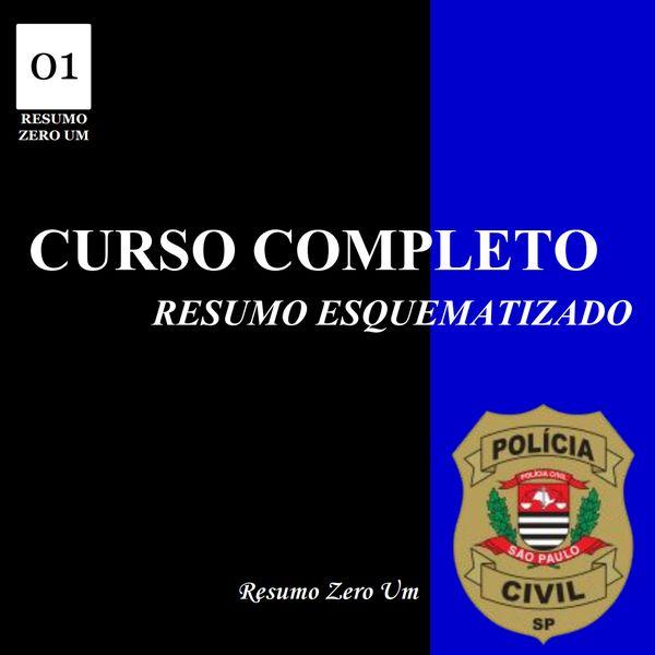 Imagem principal do produto CURSO COMPLETO para Agente de Telecomunicações PC/SP