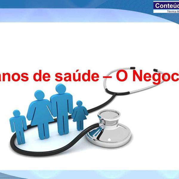 Imagem principal do produto Como vender planos e seguro saúde -  O Negócio