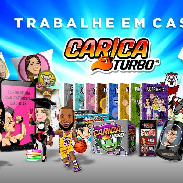 Imagem principal do produto CARICATURBO ELITE 2021