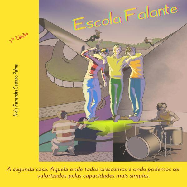 Imagem principal do produto Escola Falante