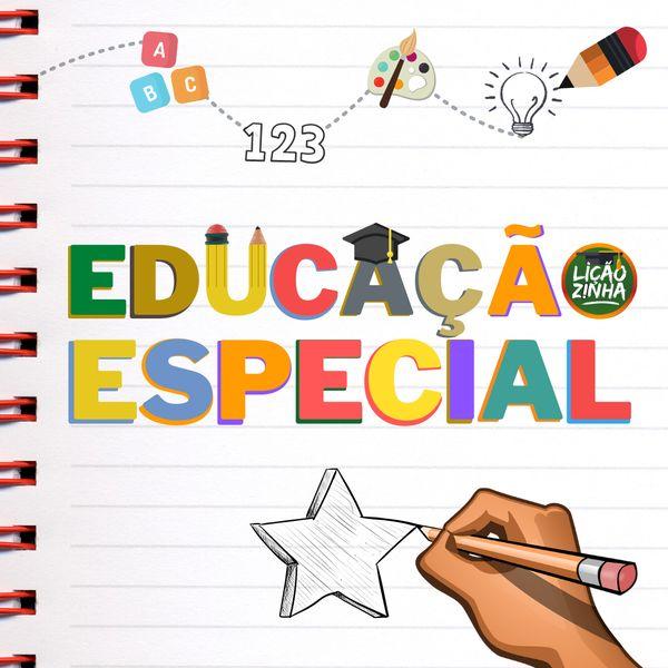 Imagem principal do produto LIÇÃOZINHA - EDUCAÇÃO ESPECIAL