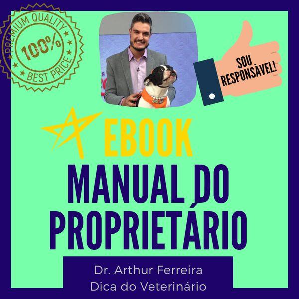 Imagem principal do produto EBOOK: Manual de Posse Responsável