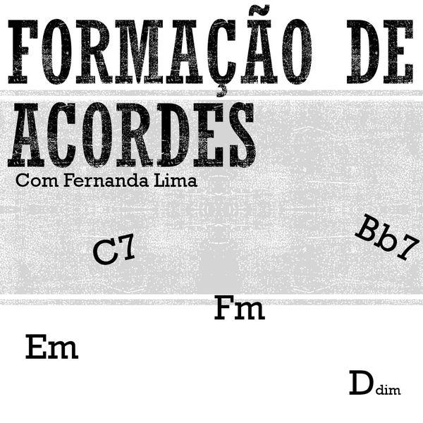 Imagem principal do produto Formação de Acordes