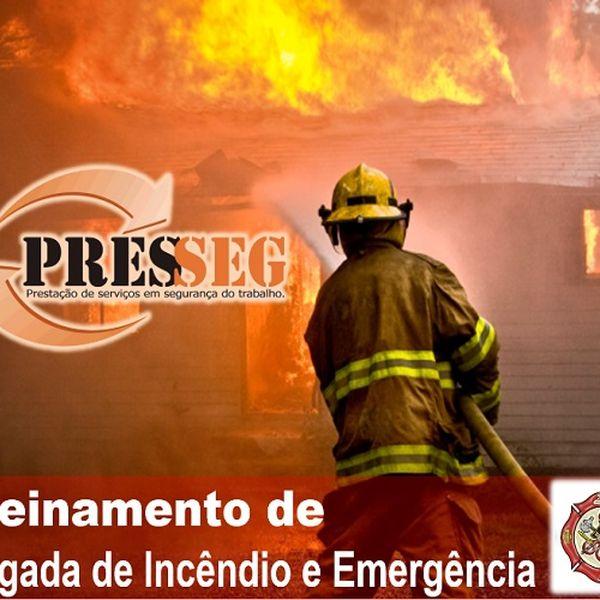 Imagem principal do produto Brigada de Incêndio Nível 1 - Básico 16hrs
