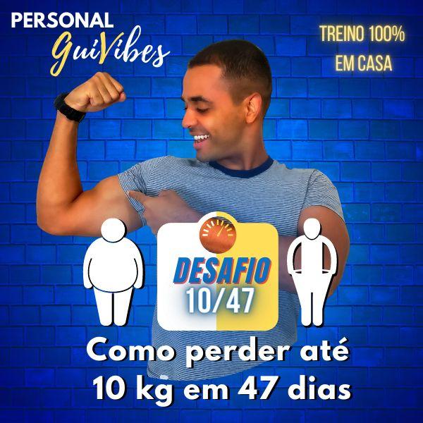 Imagem principal do produto Projeto 10/47 - Elimine até 10 kilos em 47 dias
