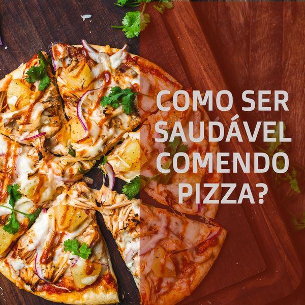 Imagem principal do produto Como emagrecer comendo pizza!