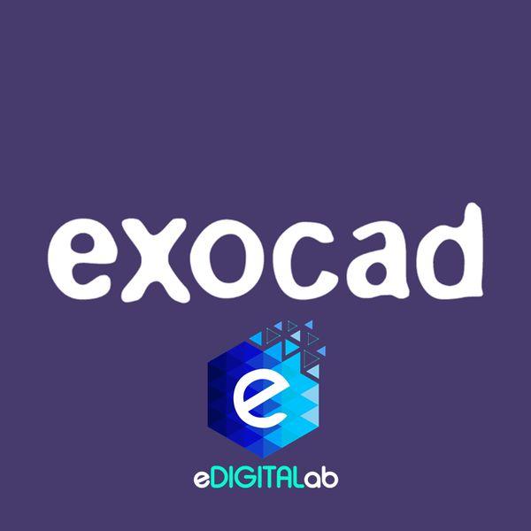 Imagem principal do produto ExoCAD - eDigitaLAB