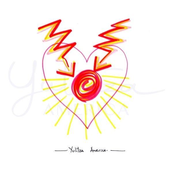 Imagem principal do produto Corazón - Dibujos para el Alma PDF