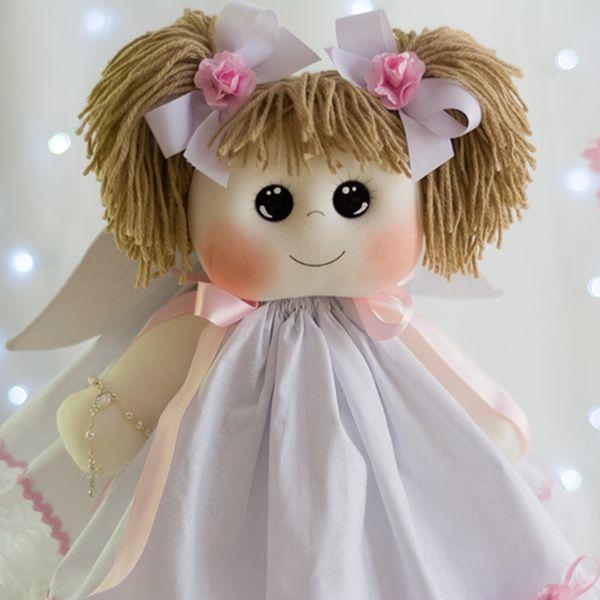 Imagem principal do produto Boneca Bebê Anjo