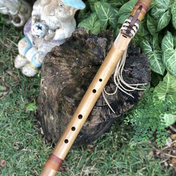 Imagem principal do produto Curso de Flautas Nativas