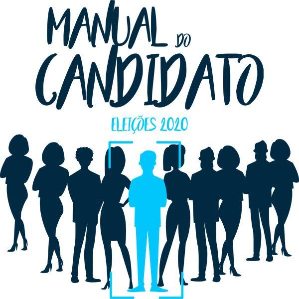 Imagem principal do produto Manual do Candidato - Eleições 2020