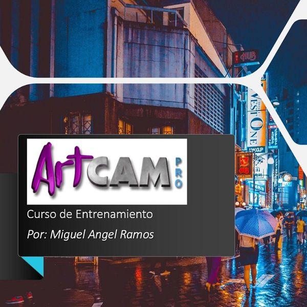 Imagem principal do produto Artcam 2021 Curso Virtual