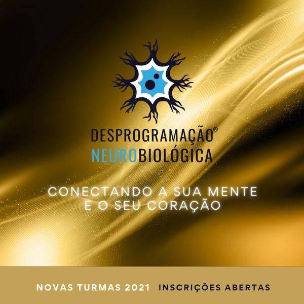Imagem principal do produto Curso Desprogramação Neurobiológica - Facilitadora Rebeca Taranto