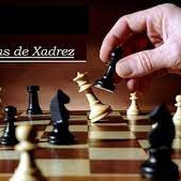Imagem principal do produto Aulas de Xadrez