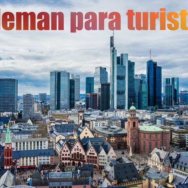 Imagem principal do produto Aleman para turistas