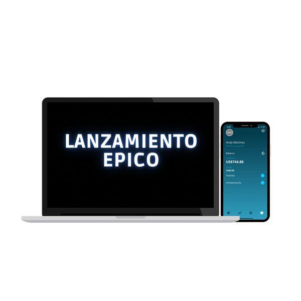 Imagem principal do produto Lanzamiento Épico