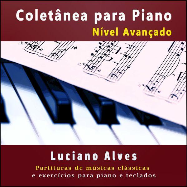 Imagem principal do produto Coletânea para Piano Nível Avançado