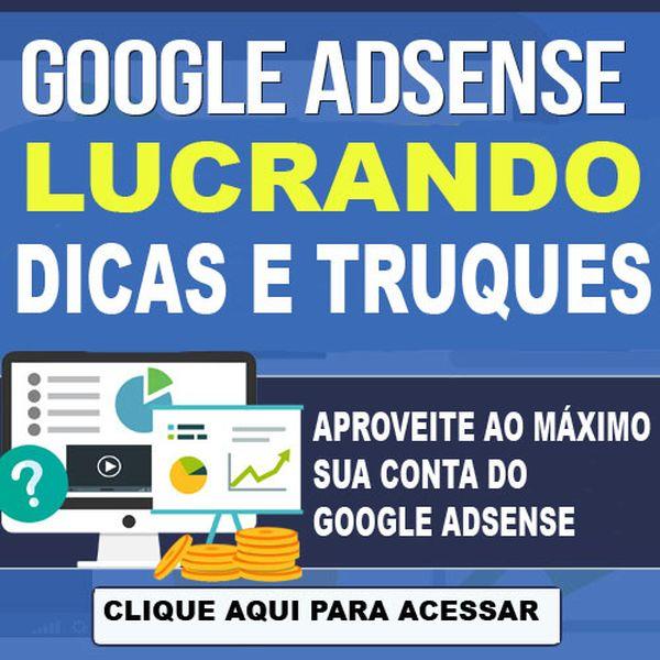 Imagem principal do produto Dicas e truques de lucro do Google AdSense