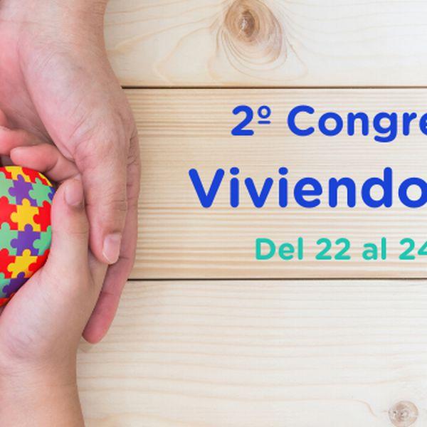 Imagem principal do produto Entrada Online 2º Congreso Viviendo con TEA