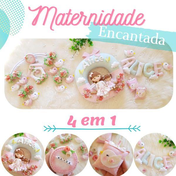 Imagem principal do produto Maternidade Encantada - 4 em 1