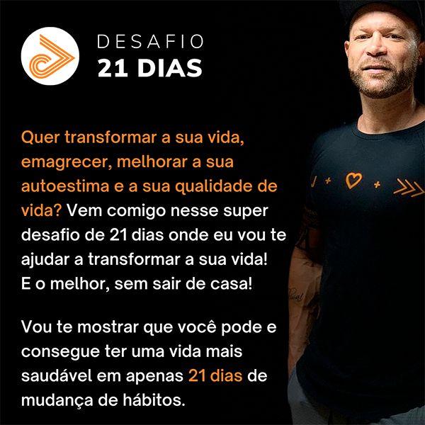 Imagem principal do produto Desafio 21 Dias Jorge Brito