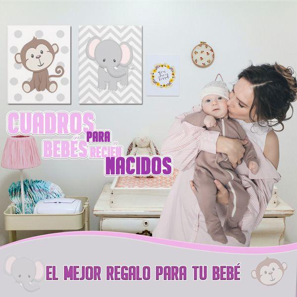 Imagem principal do produto CUADROS PARA BEBÉS RECIÉN NACIDOS